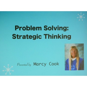 Virtual - Problem Solving: Strategic Thinking