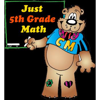 Virtual - Just 5th Grade Math