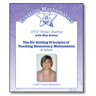 The Six Guiding Principles of Teaching Elementary Mathematics