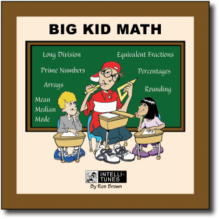 Big Kid Math (Digital)