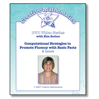 Computational Strategies To Promote Fluency with Basic Facts
