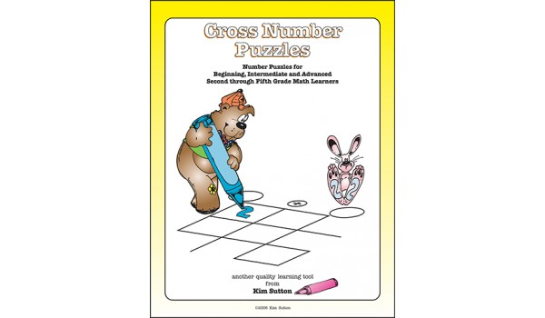 Cross Number Puzzles PDF