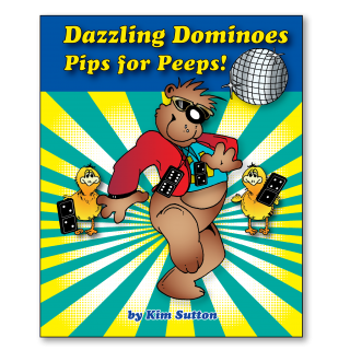 Dazzling Dominoes - Pips for Peeps!