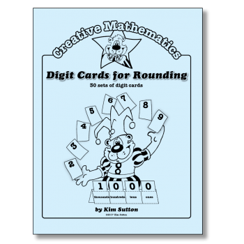 Digit Cards for Rounding