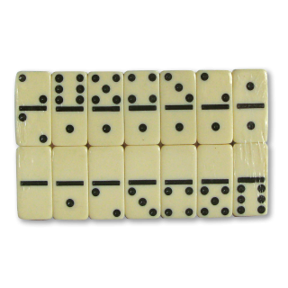 Mini Dominoes - 1 set