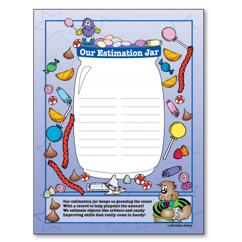 Estimation Jar Poster