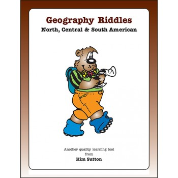 Geography Riddles - North, Central, and South America PDF