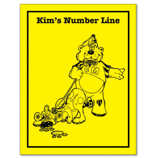 Kim's Number Line Dots - Replacement
