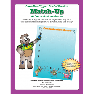 Match-Up Concentration - Canadian - PDF - Upper