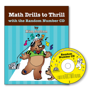 Math Drills to Thrill with Random Number Music
