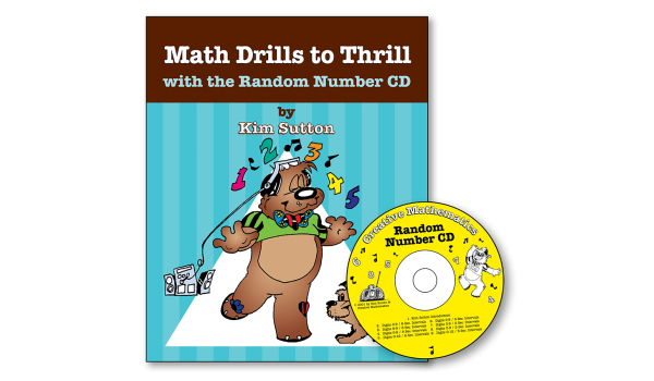 Math Drills to Thrill with the Random Number CD