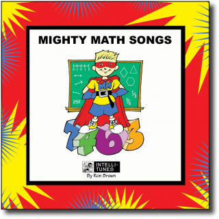 Mighty Math Songs (Digital)