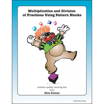Multiplication and Division of Fractions with Pattern Blocks PDF