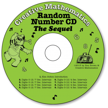 Random Number CD The Sequel