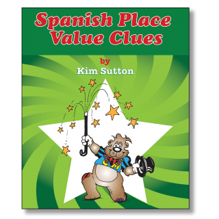 Spanish Place Value Clues- Downloadable PDF