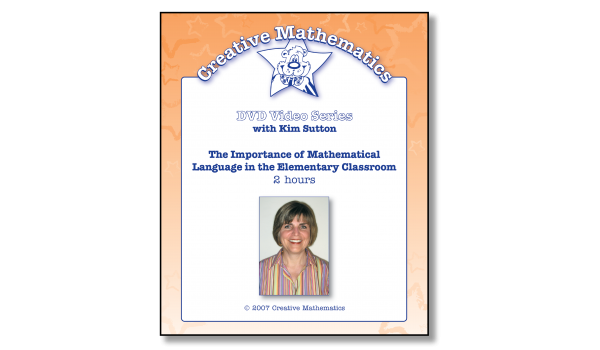 The Importance of Mathematical Language in the Elementary Classroom