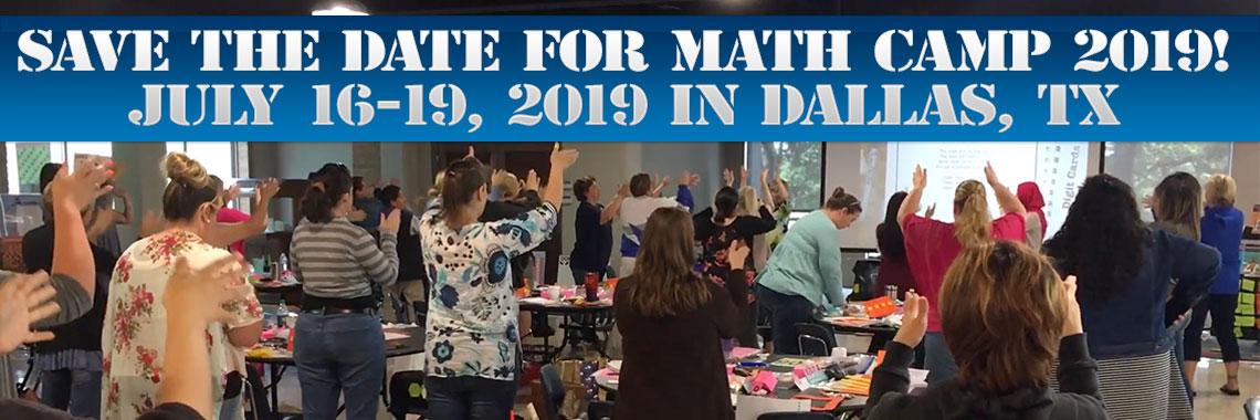 Math Camp 2019